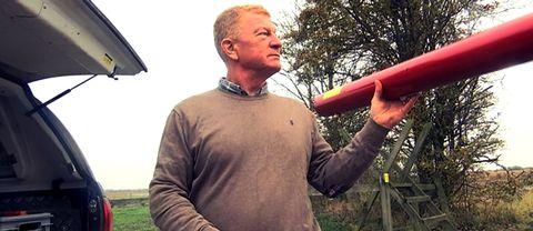 Skrämselkonsulenten Göran Frisk