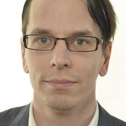 Johnny Skalin (SD) EU-politisk talesperson