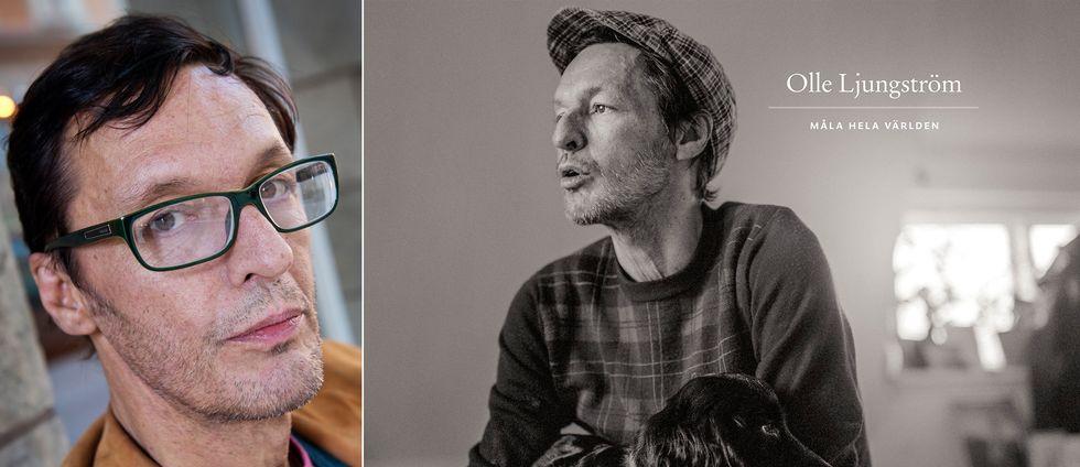 "Olle Ljungströms kommande album ""Måla hela världen"" ges ut postumt."