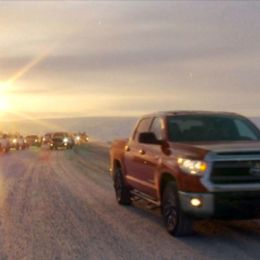 Bilväg in i arktis klar