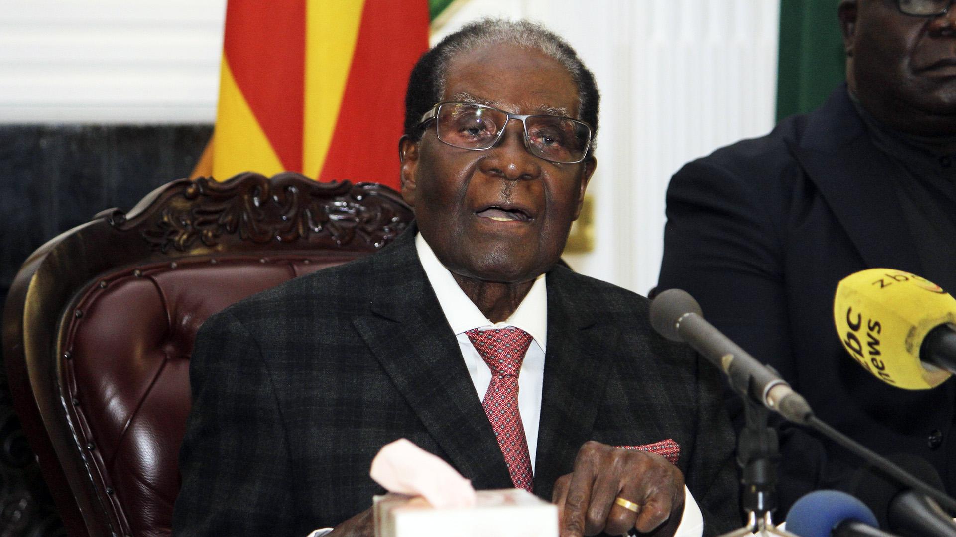 Expresident anklagas for valutafusk