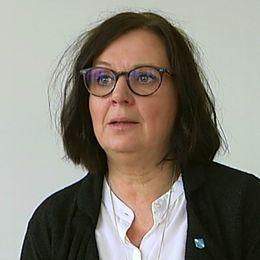 Beata Allen (C), ordförande i socialutskottet