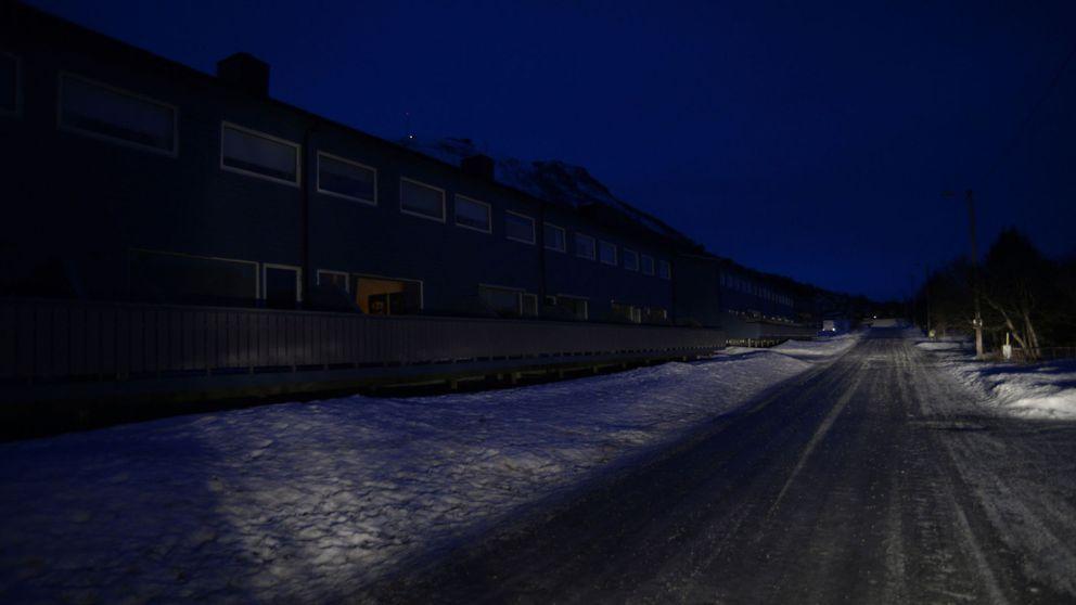 Störningar i elnätet är att vänta i samband med nattens snöoväder.