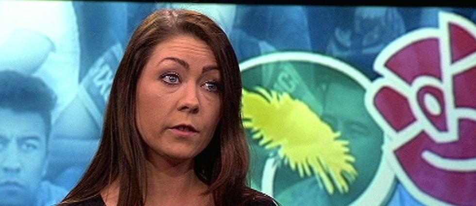 Maria Ferm, Miljöpartiets migrationspolitiska talesperson