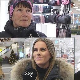 Invånare i Örebro om Black Friday.