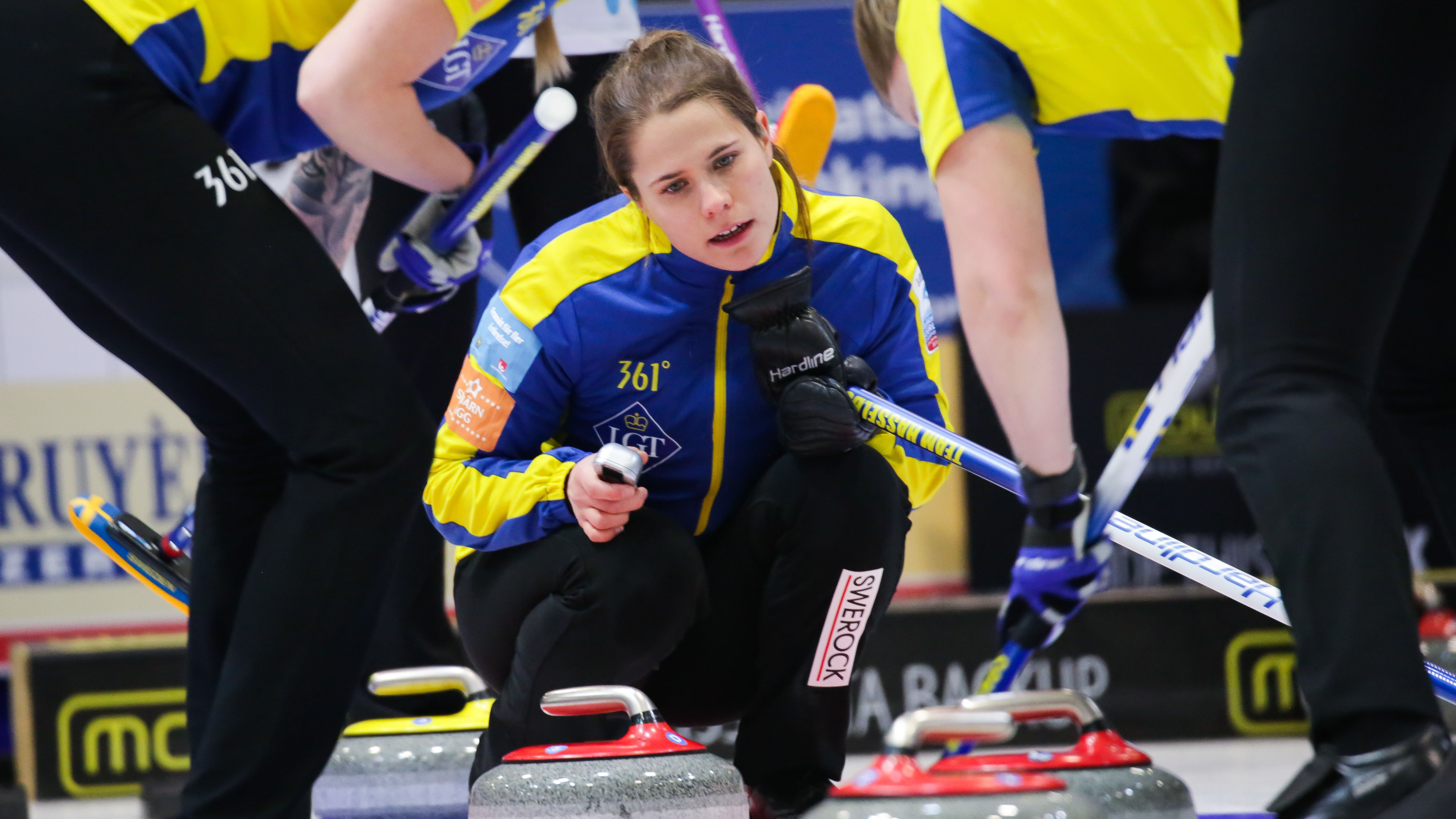 Tredje raka for hasselborg