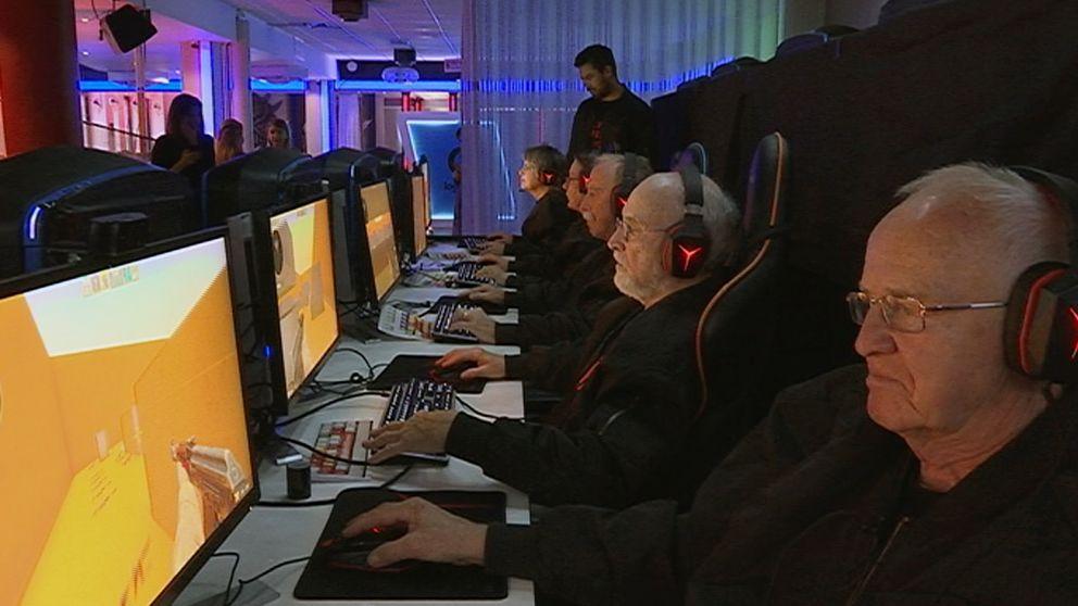 Silver Snipers, Skuat e-Sport Counter Strike:GO Tertua di Dunia - 1