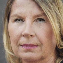 Charlotta Friborg, ansvarig utgivare på SVT Nyheter.