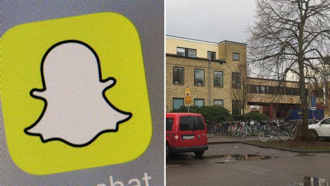 Skola varnar u2013 elever uppmanas tafsa på tjejer SVT Nyheter