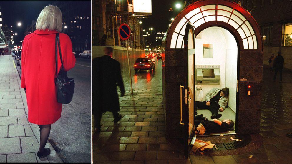 kvinna söker man hur många prostituerade finns det i sverige