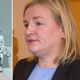 kammaråklagare Christina Edlund Nilsson