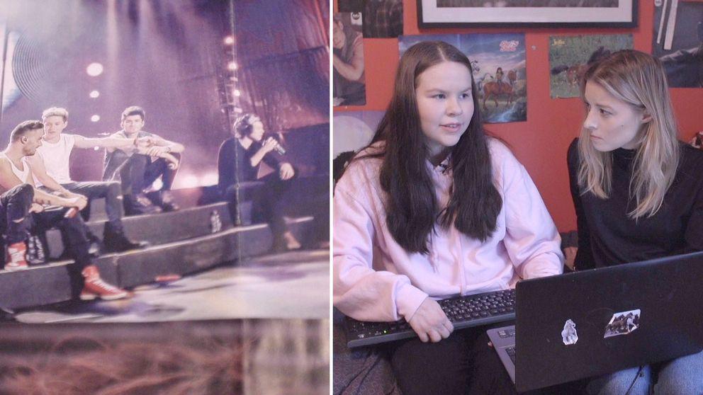 Elsa Widerberg i Nacka är en av många svenska konsumenter som känner sig lurade av biljettsajten Viagogo.