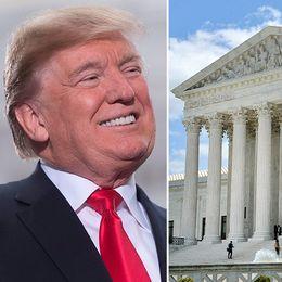 USA-domstol godkänner inreseförbud