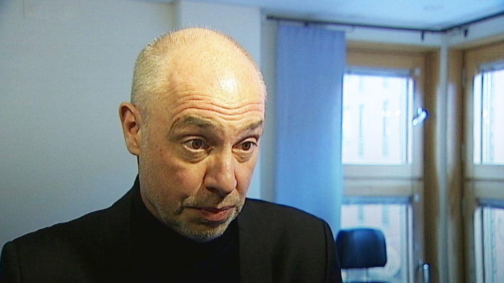 Mikael Cederberg, förbundschef