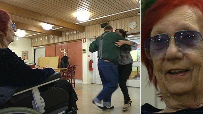 Mona dansar vidare utan ben SVT Nyheter