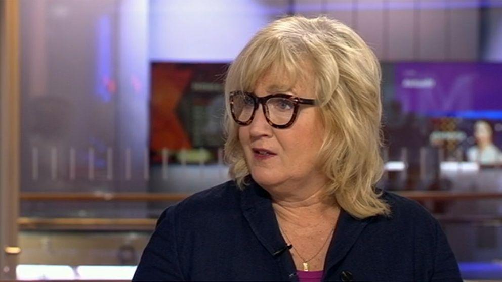 SVT:s Erika Bjerström