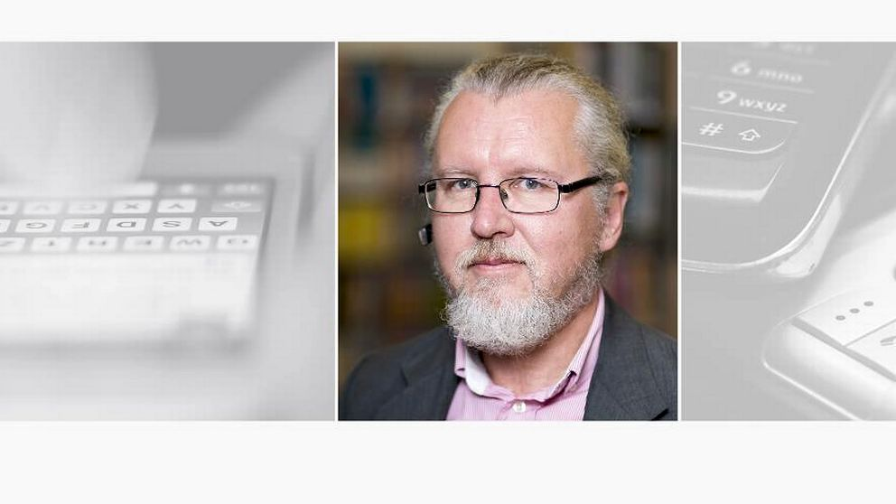 Peter Karlberg, undervisningsråd på Skolverket