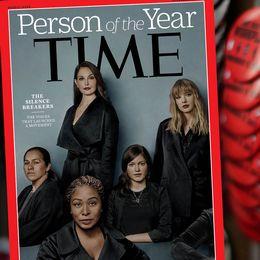 Omslaget till nya numret av Time