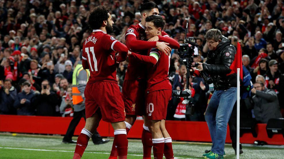 Måstematch i CL – då vann Liverpool med 7–0