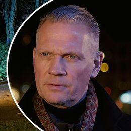 Bo Lundqvist, chef för polisens kalla fall-grupp.