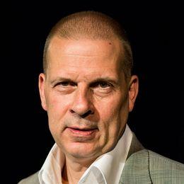 Benny Fredriksson, före detta chef för Kulturhuset Stadsteatern i Stockholm.