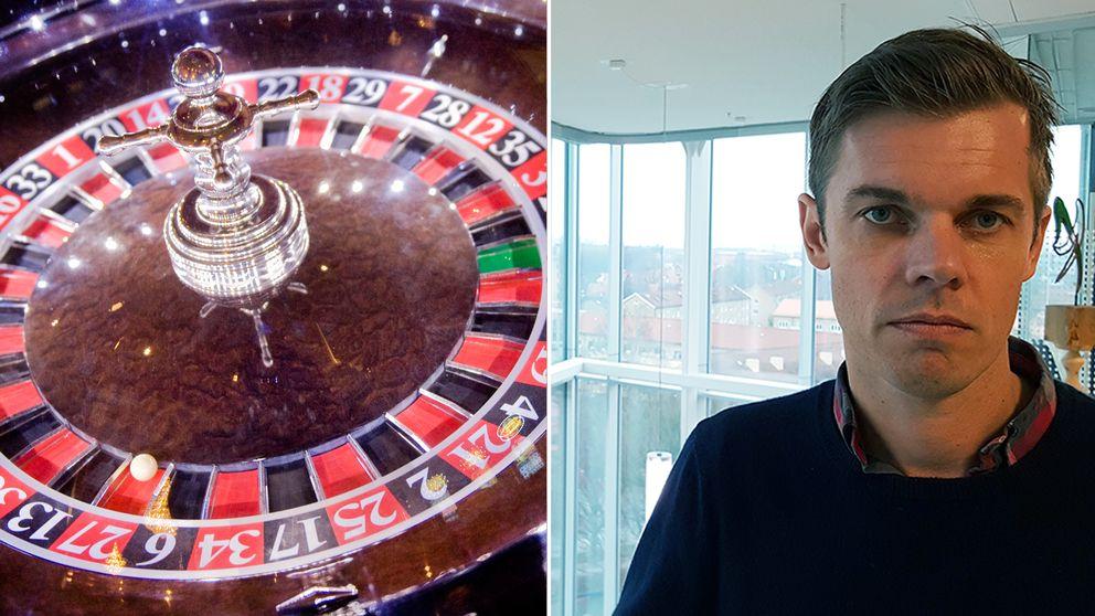 Johan Larsson Boström, utvecklingschef på socialförvaltningen I Lund, tror att kommunen är rustad för att ta bättre hand om spelmissbrukare.