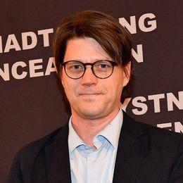Författaren och Kulturnyheterna-medarbetaren Daniel Sjölin.