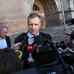 Jakob Buch-Jepsen är åklagare i målet mot Peder Madsen.