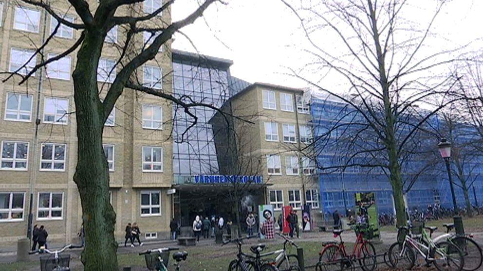 Värnhemsskolan i Malmö
