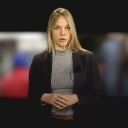 Natalie Medic, reporter på SVT.