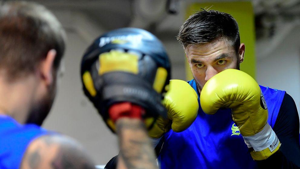 Boxaren Erik Skoglund