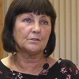 Psykoterapeuten Ullacarin Nilsdotter Holmström