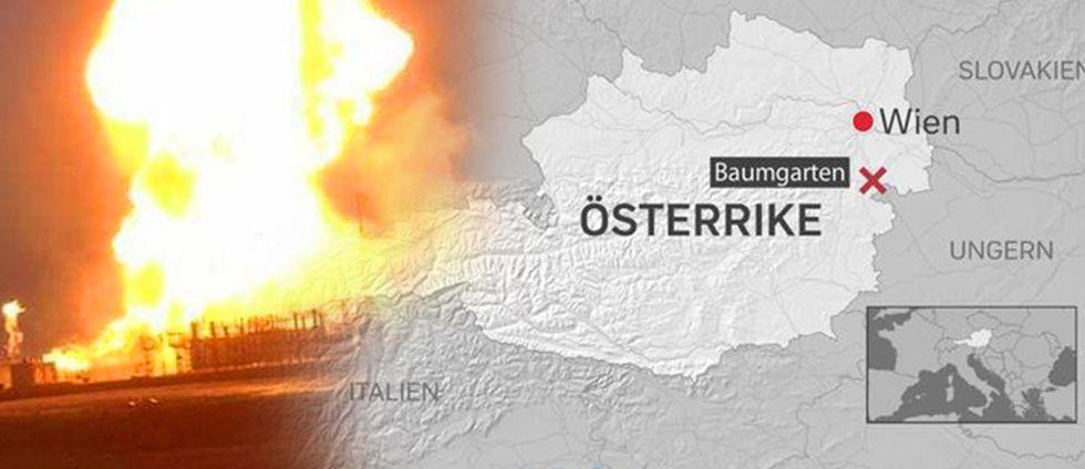 En död och 20 skadade i explosion