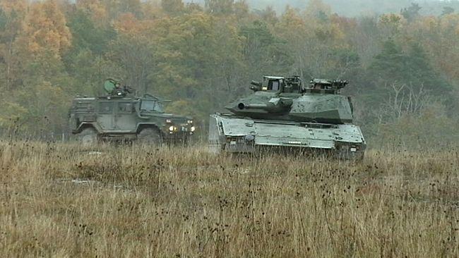 Regeringsbeslut i dag: Gotland får eget regemente