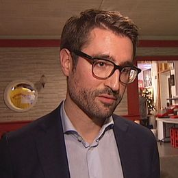 Fredrik Bergman advokat och tillförordnad vd vid Centrum för rättvisa.