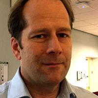 Mikael Lindberg, kommunikatör utbildningsförvaltningen Stockholms stad