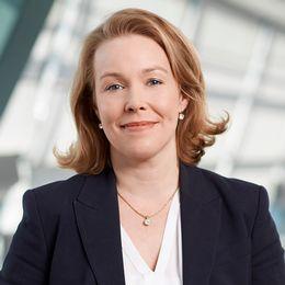 Erika Ahlqvist är chef för distribution på Postnord.