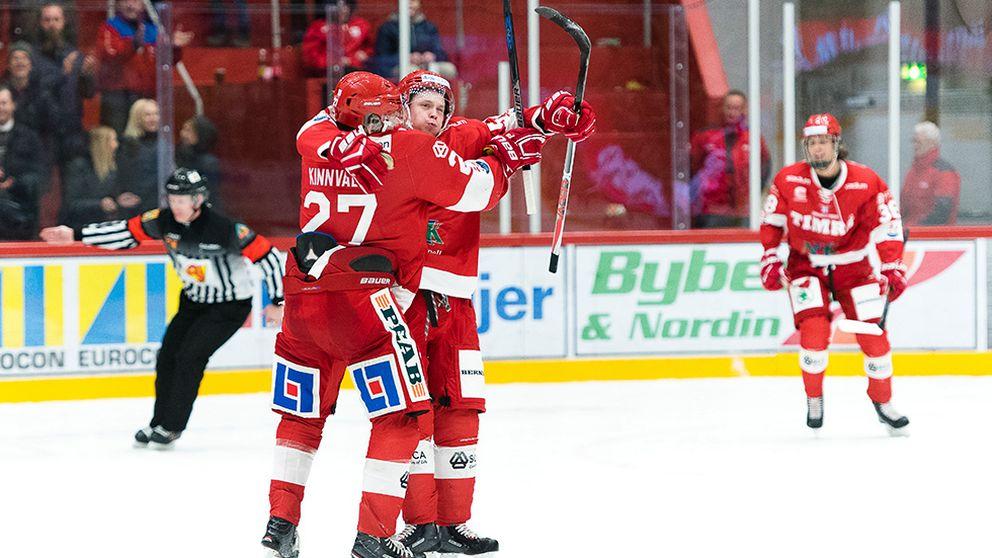 Jonathan Dahlén låg bakom Timrås seger