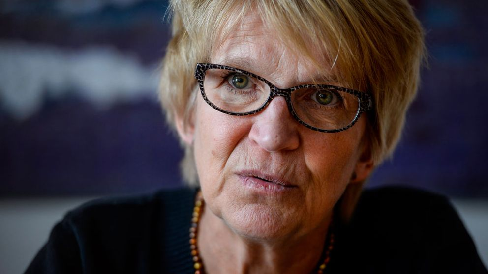 Kirunas kommunalråd Kristina Zakrisson (S)