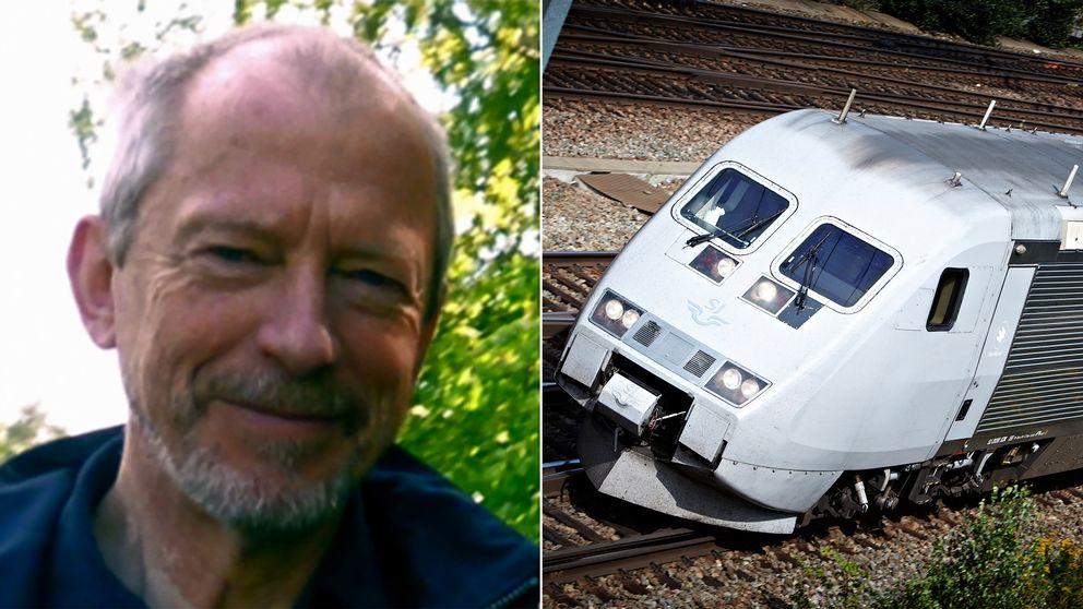 Järnvägsexperten Jan du Rietz sågar Sverigeförhandlingens förslag om snabbtåg.