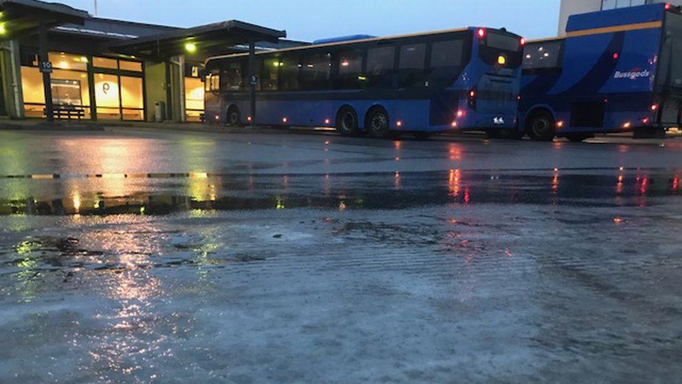 bussar halka länstrafiken