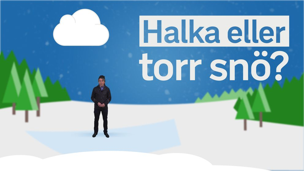 Hör SVT:s meteorolog Pererik Åberg reda ut det komplicerade samspel mellan fukt och temperatur som avgör om det blir snöflingor eller en vattendroppar.