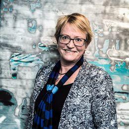 Ing-Marie Wieselgren, SKL:s samordnare inom psykisk hälsa