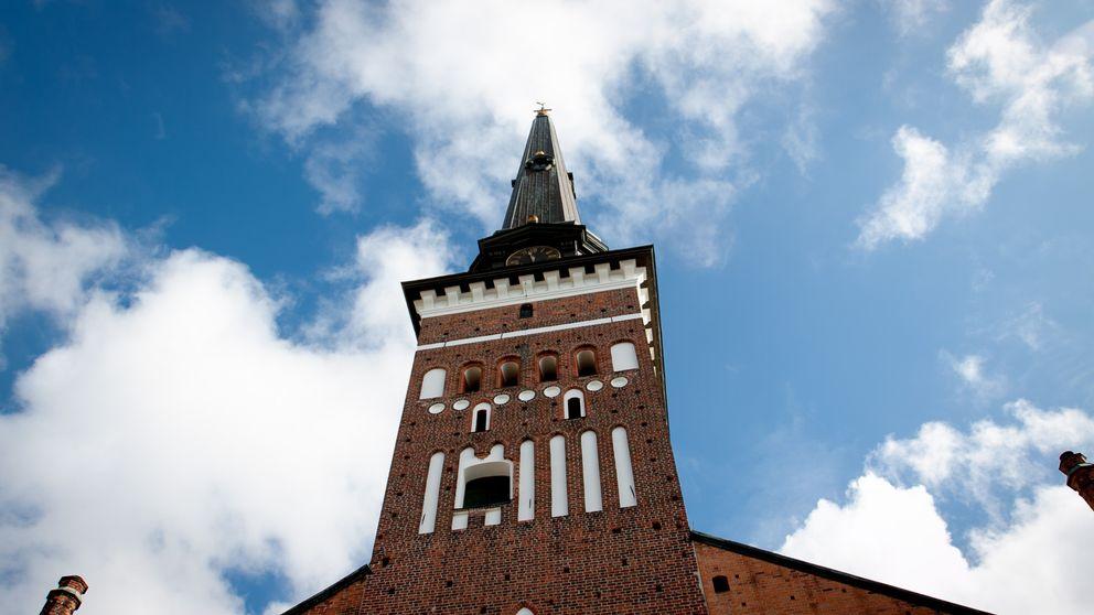 Domkyrkan Västerås.