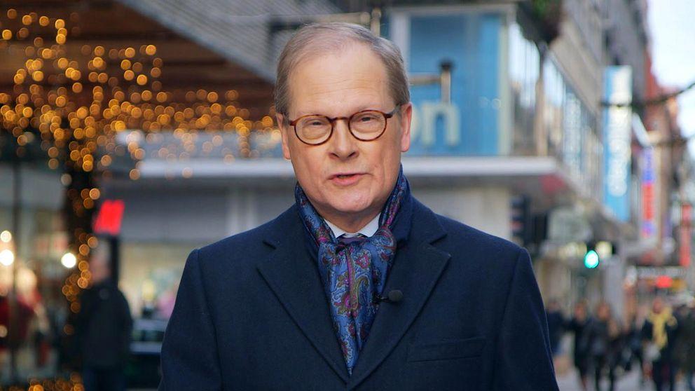 Mats Knutson om det politiska årets stora händelser