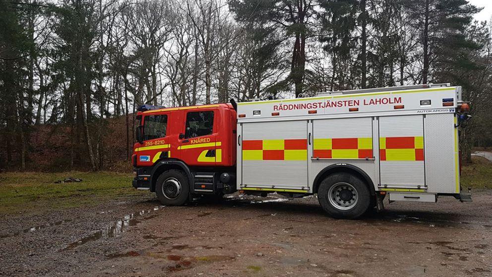 Räddningstjänsten i Laholm