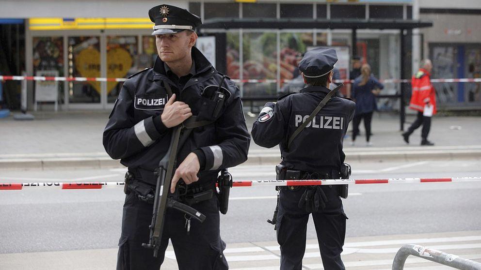 Våldsbrotten ökar i den tyska delstaten Niedersachsen, enligt en rapport.