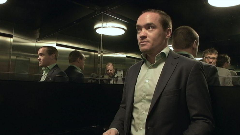 Kent Ekeroth tillbaka i riksdagen