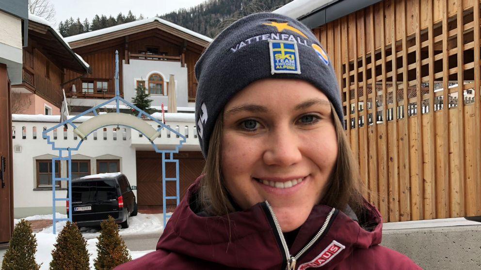 Egen stil bakom Alphands framgångar - Sport | SVT.se