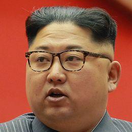 Sydkoreas president Moon Jae-il, USA:s president Donald Trump och Nordkoreas ledare Kim Jong-un.